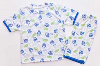 Pijamale de vara - Bufnite