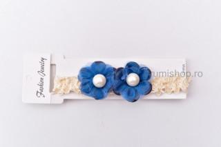Bentita Floricele albastre