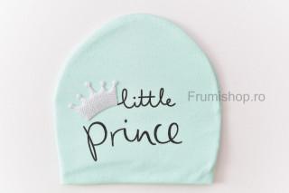 Caciulita Little Prince (verde menta)