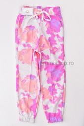 Pantaloni trening Paint (roz)