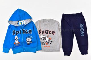 Trening Space - 3 piese