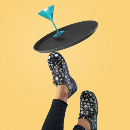 Sapatos Restauracao