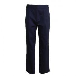 Calças Sarja Azul Marinho