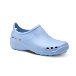 Sapato Hospitalar Azul