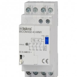 Poze BICOM432-40-WM1 Smart meter accessory (Bistable Switch)
