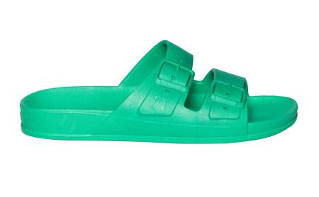 Sandale/papuci Rio de Janeiro verde