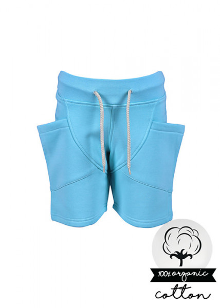 Pantaloni scurti Water Blue Gugguu