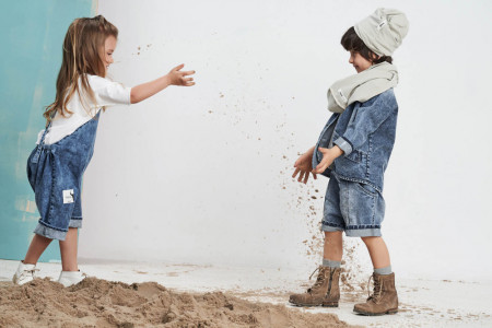 Salopeta Jeans Booso