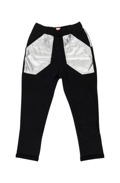 Pantaloni negri Jackson