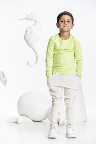 Pantaloni Whitesand Gugguu