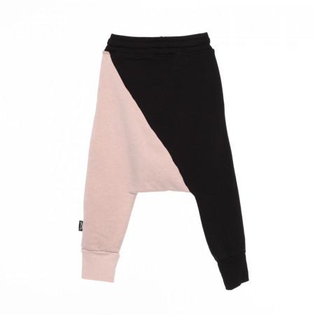 Pantaloni Fete ROZ BAGGY NuNuNu