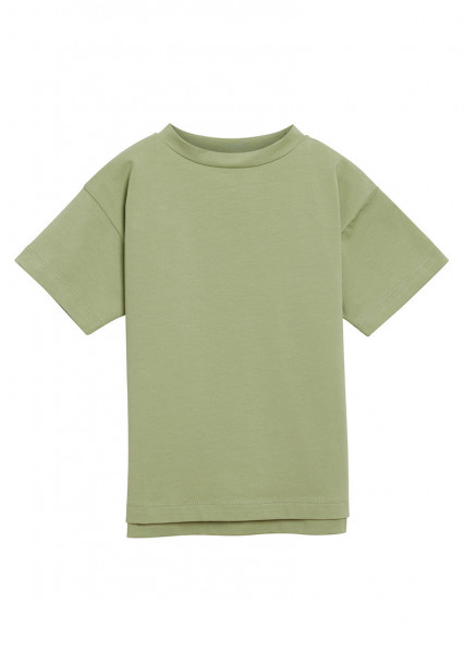 Tricou simplu verde