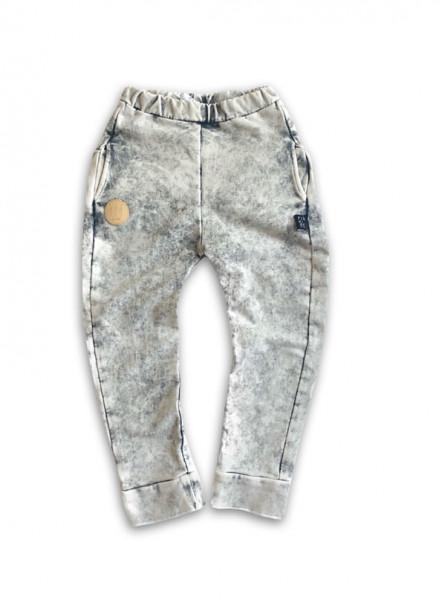 Pantaloni gri acid