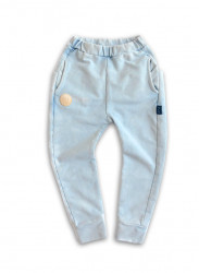 Pantaloni blue acid