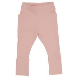 Pantaloni Fete Soft Pink Gugguu