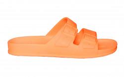 Sandale/papuci Bahia portocaliu