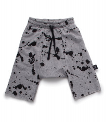 Pantaloni scurti Splash Grey Nununu