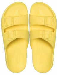 Sandale/papuci Bahia galben