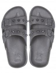 Sandale/papuci Sao Paolo gri TEEN