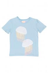 Tricou cu meduze
