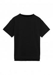 Tricou negru simplu