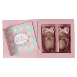 Balerini My First Mini Melissa Metalic Pink