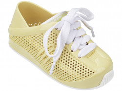 Adidasi Mini Melissa Love Yellow