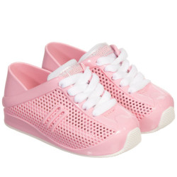 Adidasi Mini Melissa Love Pink/White