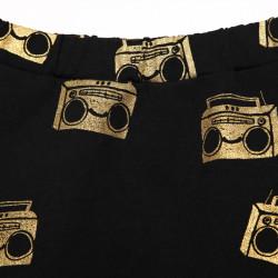Pantaloni TAUPE GOLD KukuKid