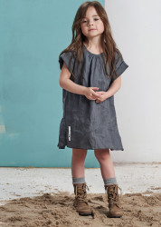 Rochita Linen Grey Booso