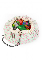 Sac jucarii Flamingo PlayandGo