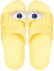 Sandale/papuci Olhos galben