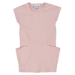 Rochita Fete Pompom Pink Gugguu