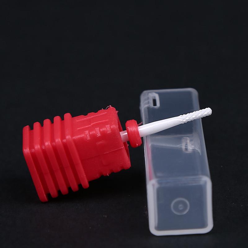 Capat freza ceramic cuticule Small Round F baseone.ro
