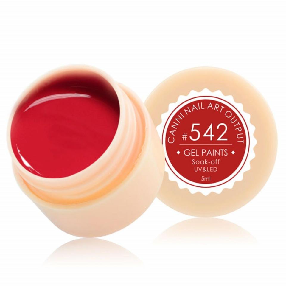 Gel color CANNI 5ml 542 baseone.ro