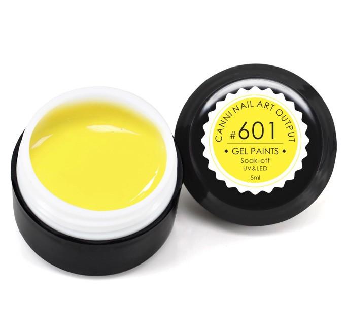 Gel color CANNI 5ml 601 baseone.ro