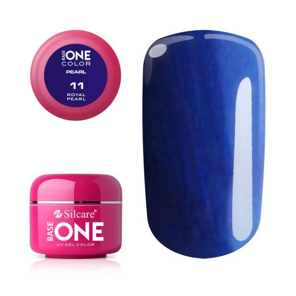 Gel UV Color Base One 5g Pearl- Royal Pearl 11 baseone.ro