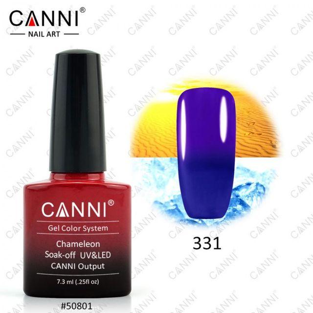 Oja Semipermanenta Cameleon CANNI 7.3ml-331 baseone.ro