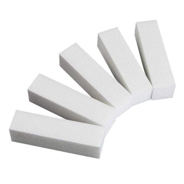 Pile Buffer Albe Set 5 -granulatie medie baseone.ro