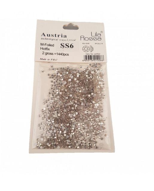 Set 1440 buc cristale-pietricele Swarovski SS6 baseone.ro
