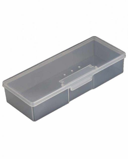 Cutie plastic depozitare tip penar P130 baseone.ro