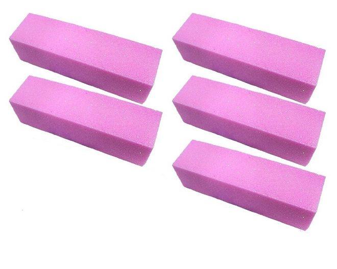 Pile Buffer Roz Set 5 granulatie medie baseone.ro