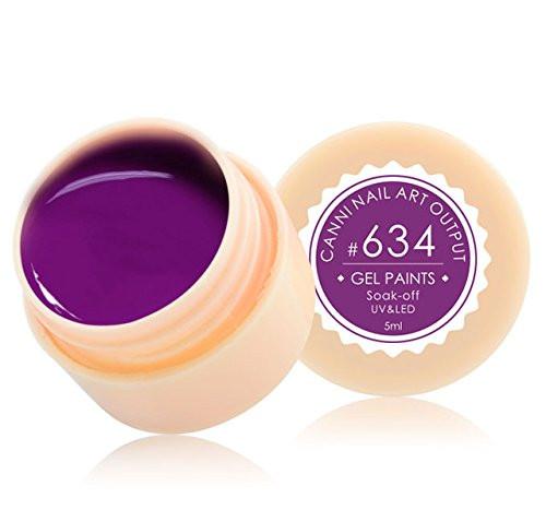 Gel color CANNI 5ml 634 baseone.ro
