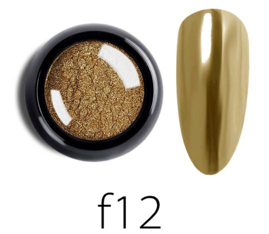 Pigment oglinda metalic F12 baseone.ro