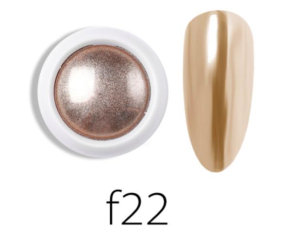 Pigment oglinda metalic F22 baseone.ro