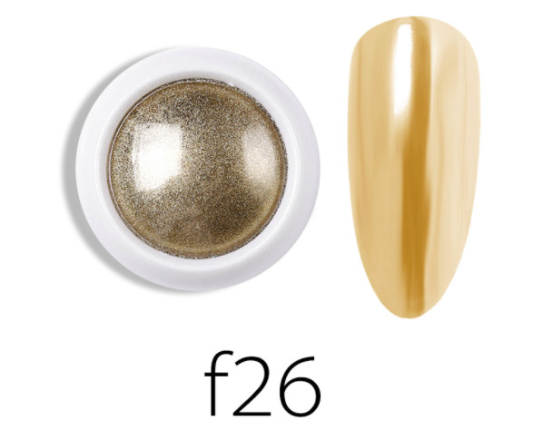 Pigment oglinda metalic F26 baseone.ro