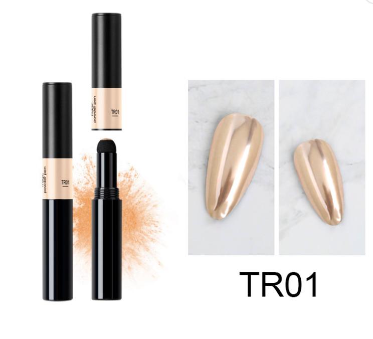 Stilou cu Pigment metalic TR01 baseone.ro