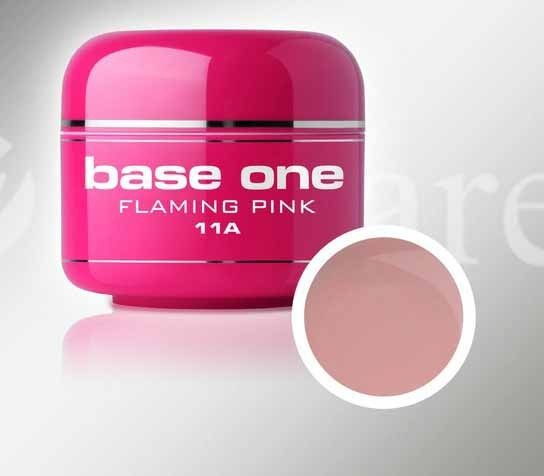 Imagine 10.0 Lei - Gel Uv Color Base One 5g Flaming-pink-11a