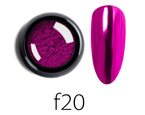 Pigment oglinda metalic F20 baseone.ro