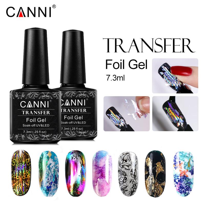Solutie pentru folie de transfer CANNI 7,3ml baseone.ro